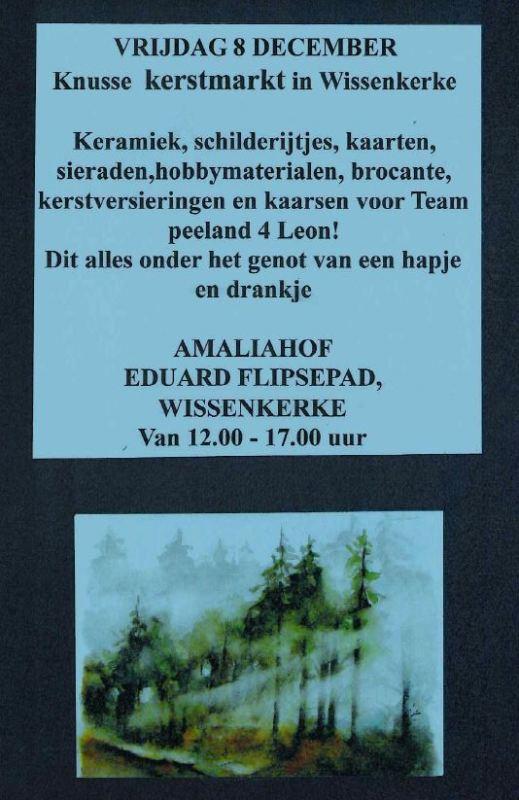 Kerstmarkt In Amaliahof Op 8 December Nieuws Cleijenborch
